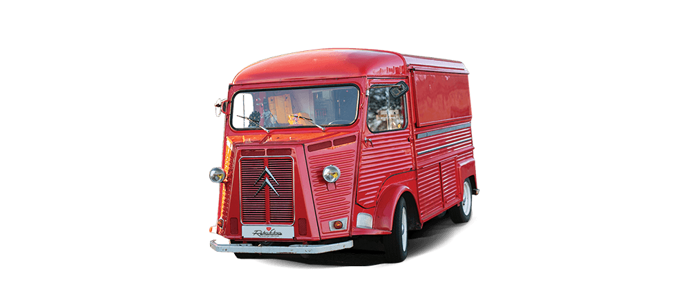 Utilitaire ou foodtruck